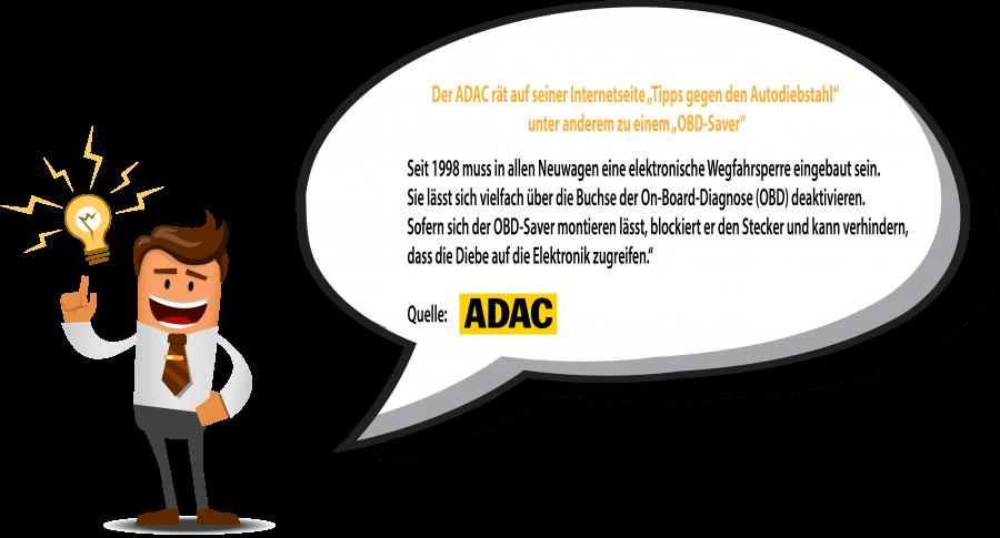 Tipps vom ADAC