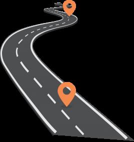 Die Routendarstellung von TrackBase