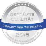 Telematik Topanbieter 2015